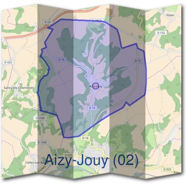 Mairie d'Aizy-Jouy (02)