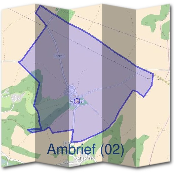 Mairie d'Ambrief (02)