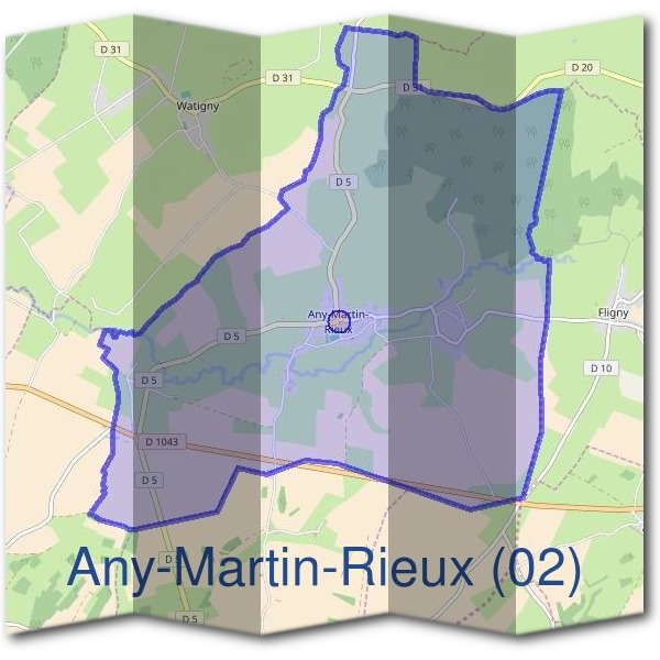 Mairie d'Any-Martin-Rieux (02)
