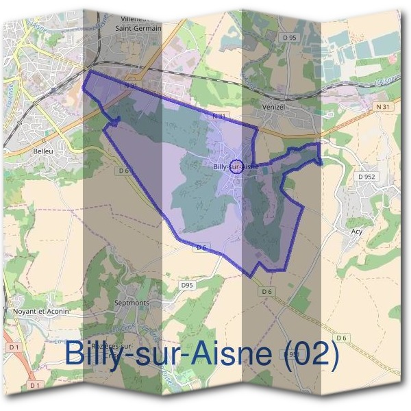 Mairie de Billy-sur-Aisne (02)