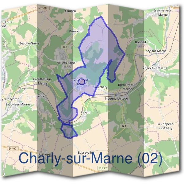 Mairie de Charly-sur-Marne (02)