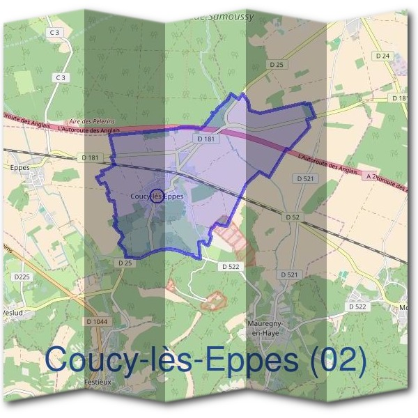 Mairie de Coucy-lès-Eppes (02)