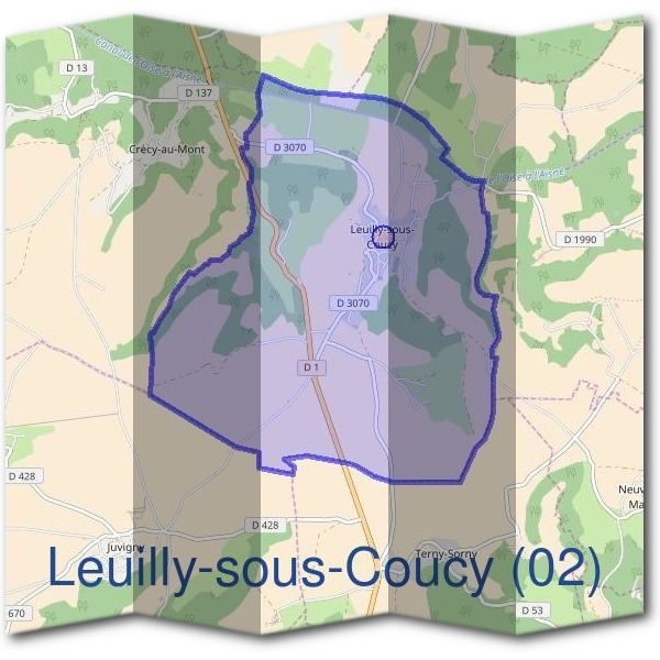 Mairie de Leuilly-sous-Coucy (02)