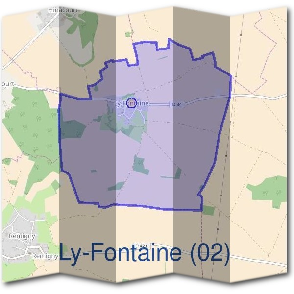 Mairie de Ly-Fontaine (02)