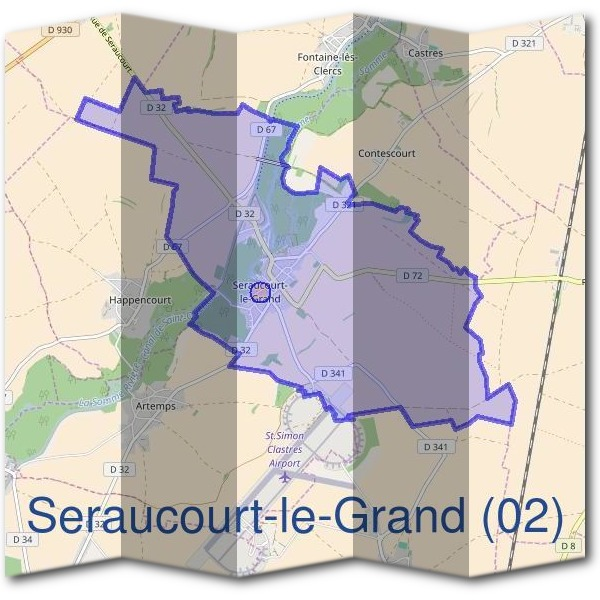Mairie de Seraucourt-le-Grand (02)