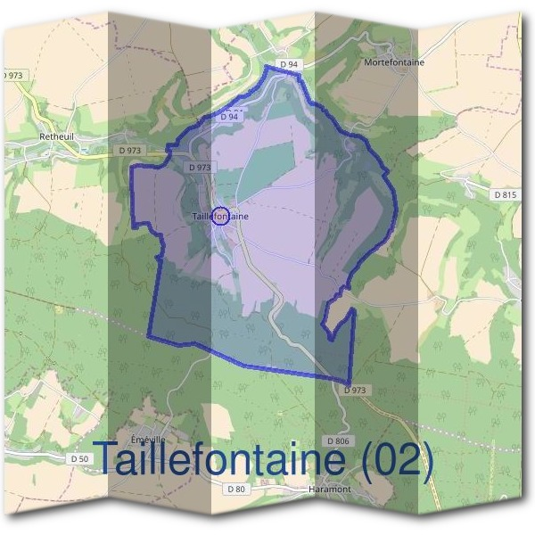 Mairie de Taillefontaine (02)