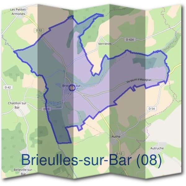 Mairie de Brieulles-sur-Bar (08)