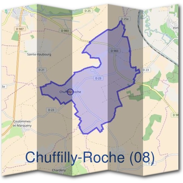 Mairie de Chuffilly-Roche (08)