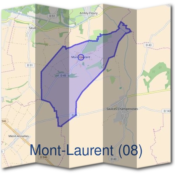 Mairie de Mont-Laurent (08)
