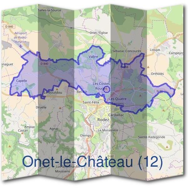 Mairie onet le ch teau 12850 d marches en mairie for Piscine onet le chateau