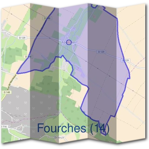 Mairie de Fourches (14)