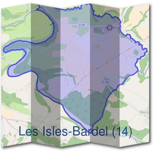 Mairie des Isles-Bardel (14)