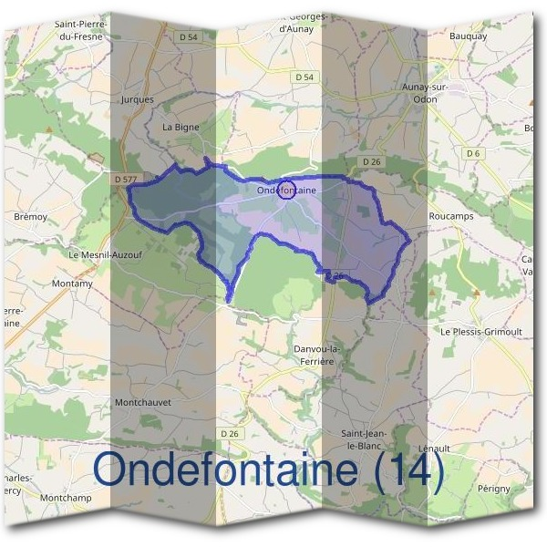Mairie d'Ondefontaine (14)