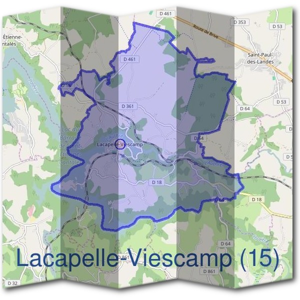 Mairie de Lacapelle-Viescamp (15)