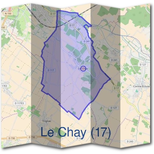 Mairie du Chay (17)
