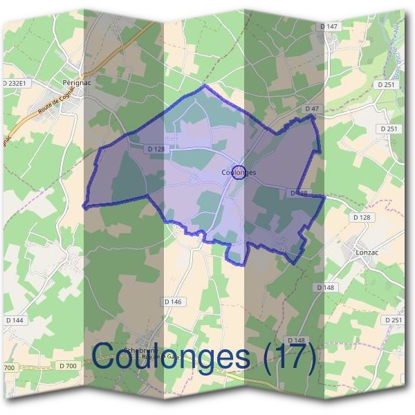 Mairie de Coulonges (17)
