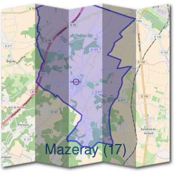 Mairie de Mazeray (17)