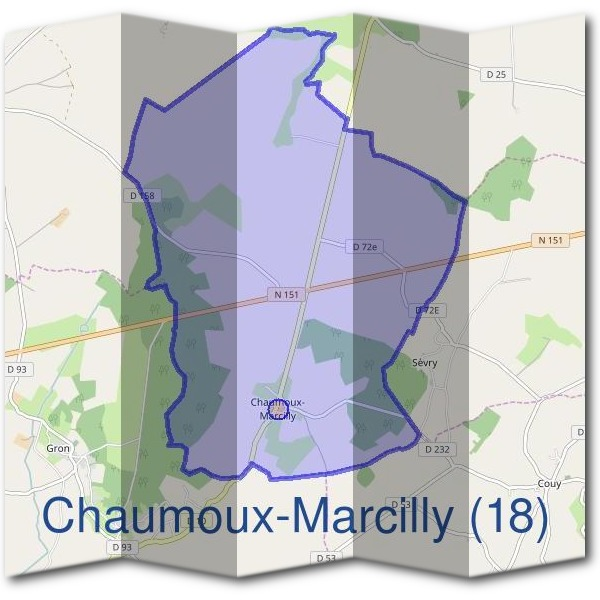 Mairie de Chaumoux-Marcilly (18)