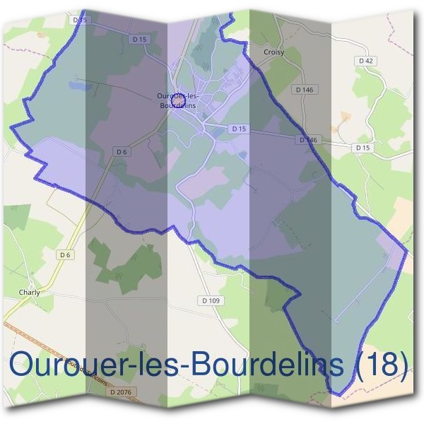 Mairie d'Ourouer-les-Bourdelins (18)
