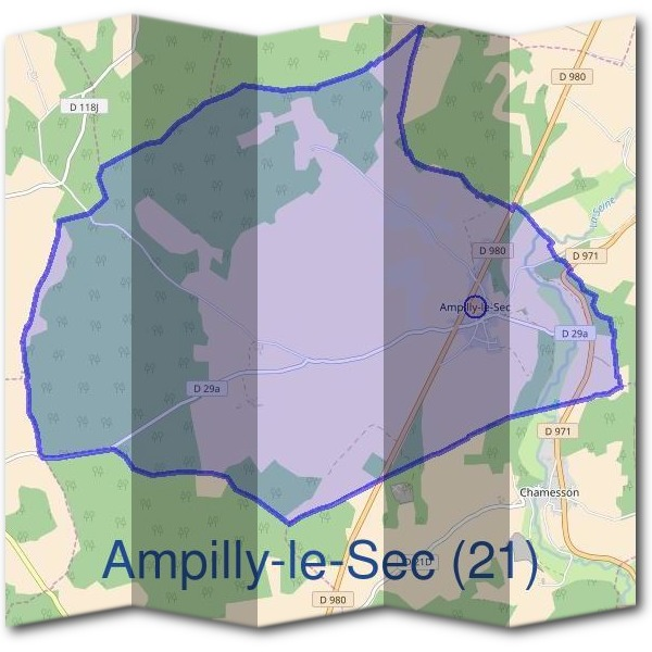 Mairie d'Ampilly-le-Sec (21)