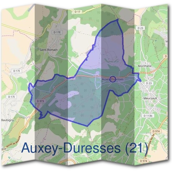Mairie d'Auxey-Duresses (21)
