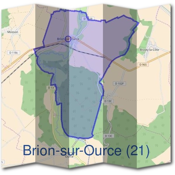 Mairie de Brion-sur-Ource (21)