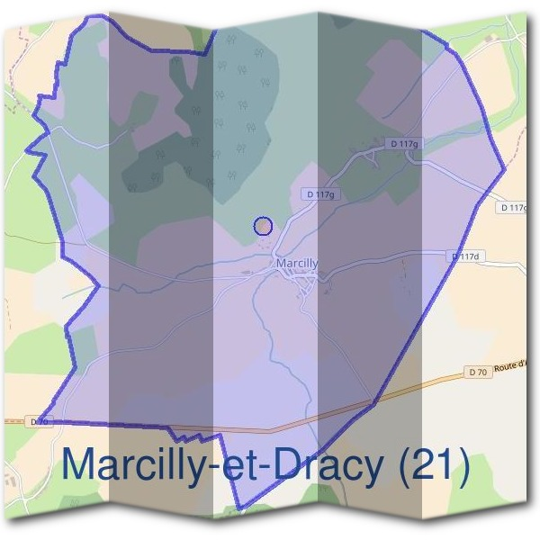 Mairie de Marcilly-et-Dracy (21)