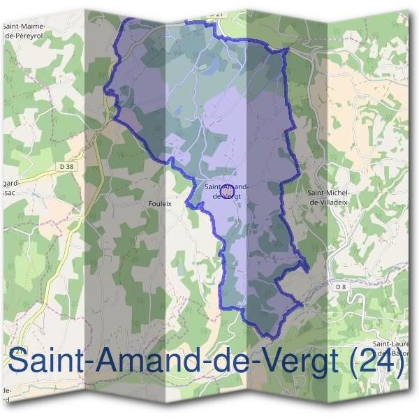 Mairie saint amand de vergt 24380 d marches en mairie - Piscine saint amand les eaux horaires ...