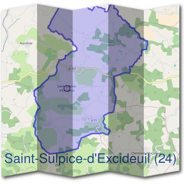 Mairie de Saint-Sulpice-d'Excideuil (24)