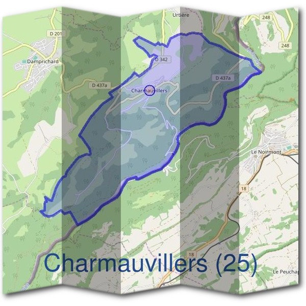 Mairie de Charmauvillers (25)