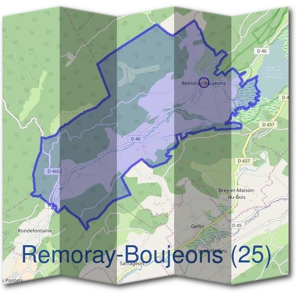 Mairie de Remoray-Boujeons (25)