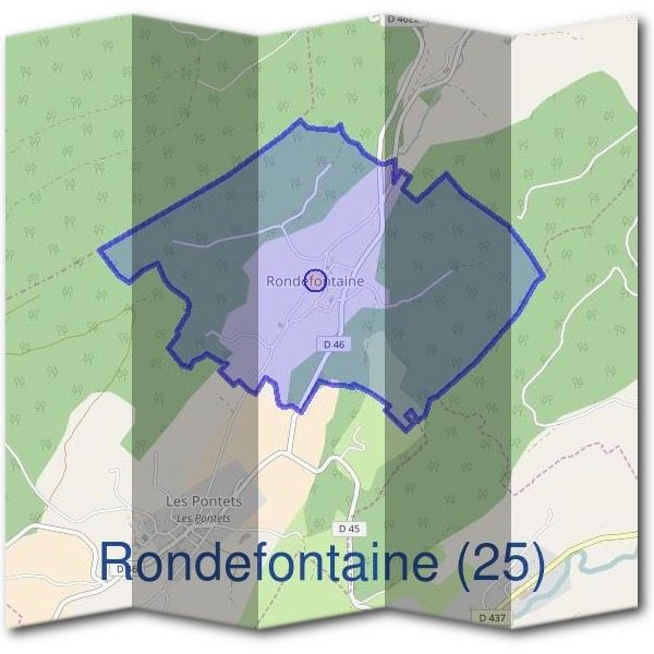Mairie de Rondefontaine (25)