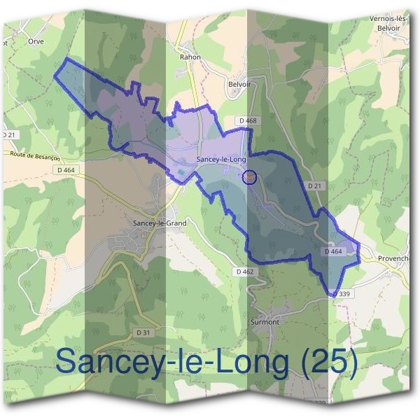 Mairie de Sancey-le-Long (25)