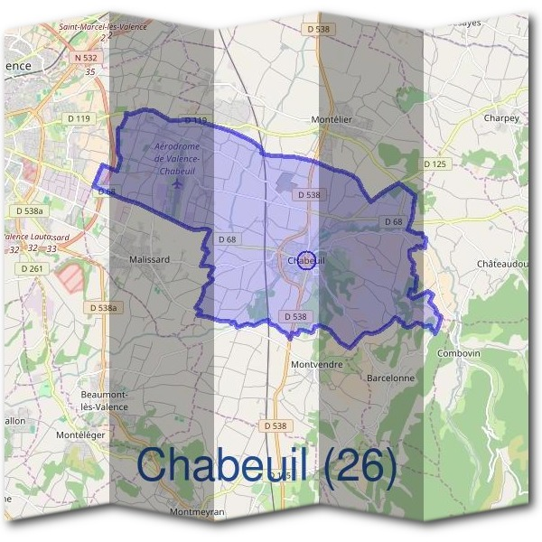 Mairie de Chabeuil (26)