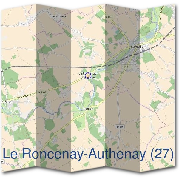 Mairie du Roncenay-Authenay (27)