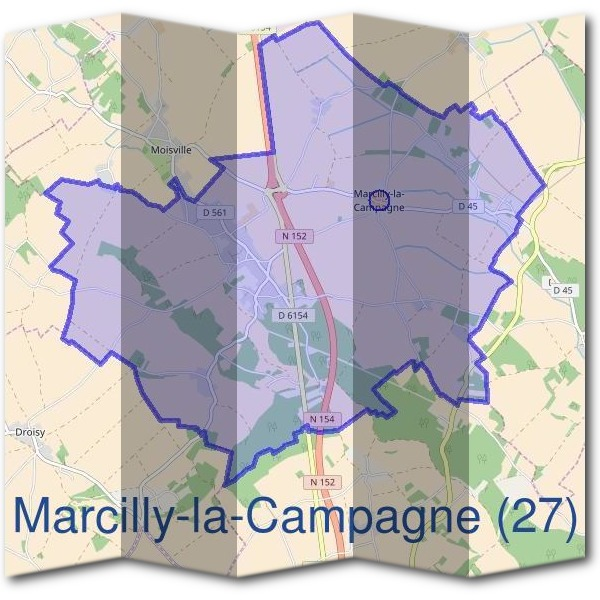 Mairie de Marcilly-la-Campagne (27)