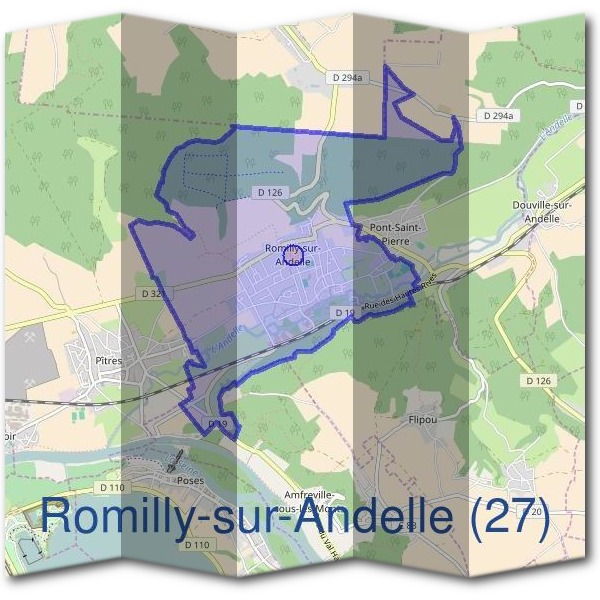 Mairie de Romilly-sur-Andelle (27)