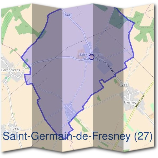 Mairie de Saint-Germain-de-Fresney (27)
