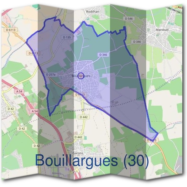 Mairie de Bouillargues (30)