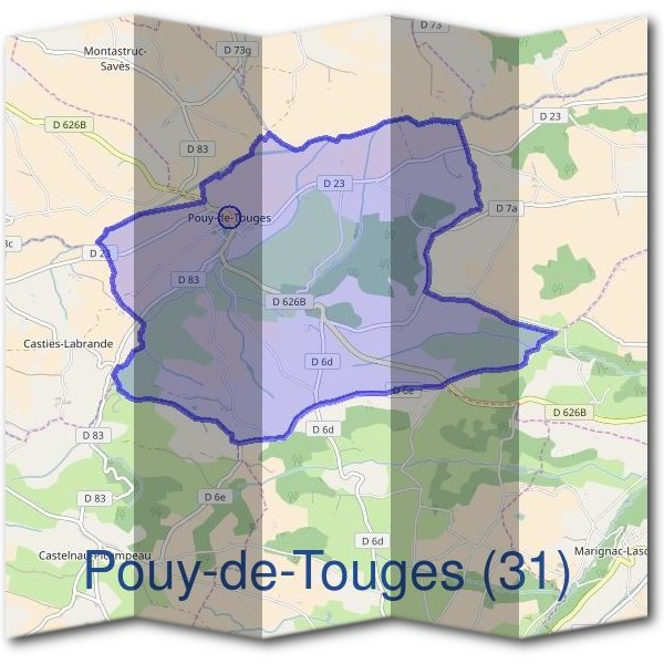Mairie de Pouy-de-Touges (31)