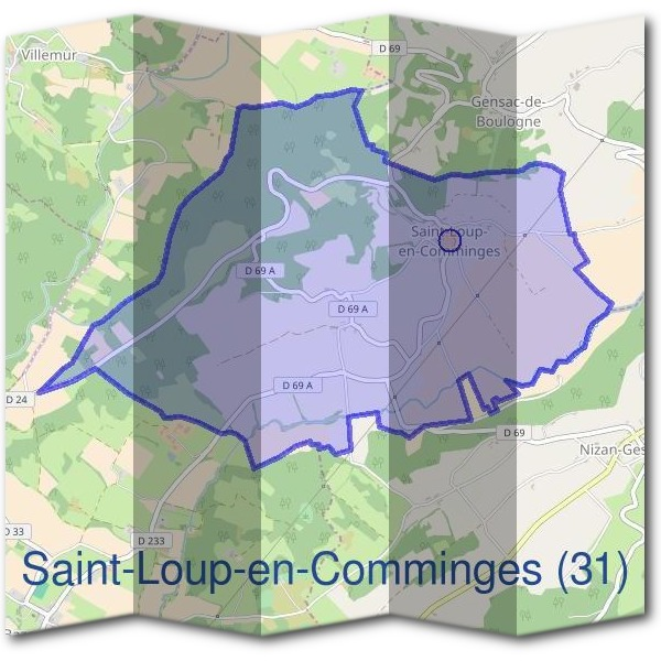 Mairie de Saint-Loup-en-Comminges (31)