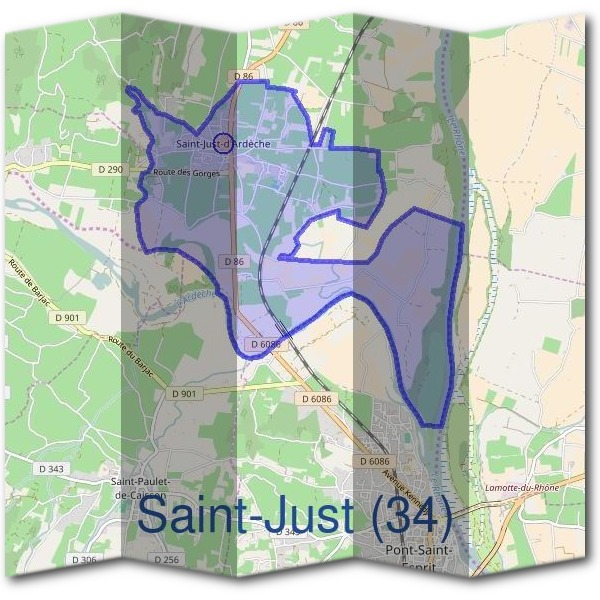 Mairie de Saint-Just (34)