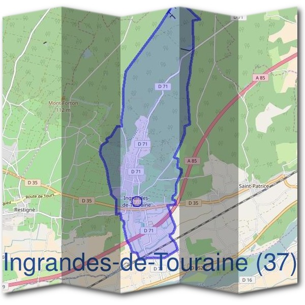 Mairie d'Ingrandes-de-Touraine (37)