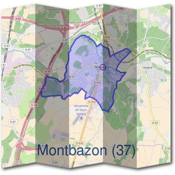 Mairie de Montbazon (37)