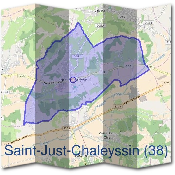Mairie de Saint-Just-Chaleyssin (38)