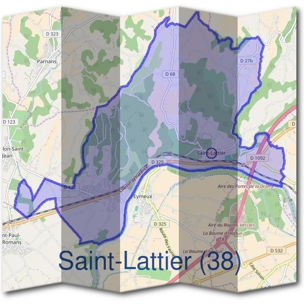 Mairie de Saint-Lattier (38)
