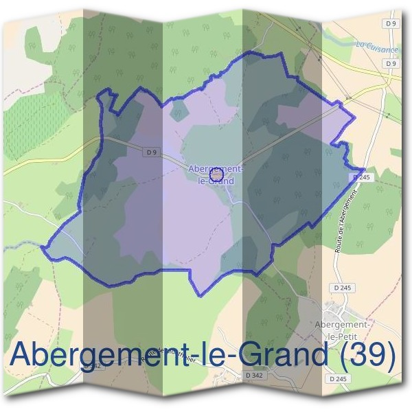 Mairie d'Abergement-le-Grand (39)