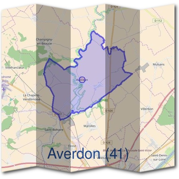 Mairie d'Averdon (41)