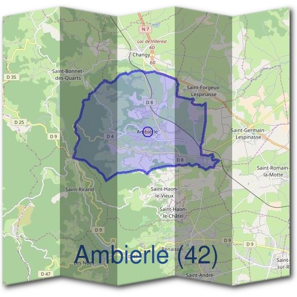 Mairie d'Ambierle (42)