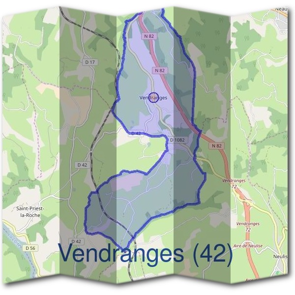 Mairie de Vendranges (42)